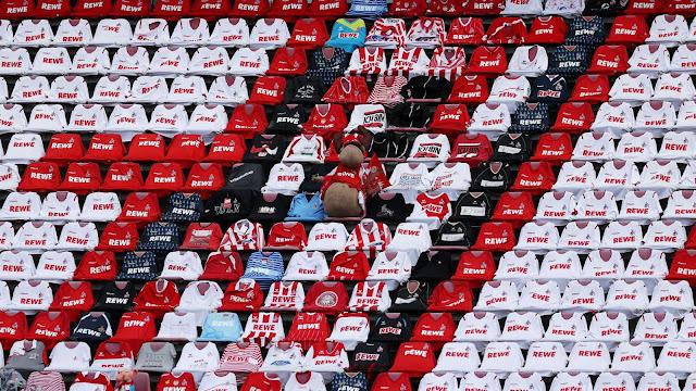 FC Koln Kreatif Siasati Stadion Kosong