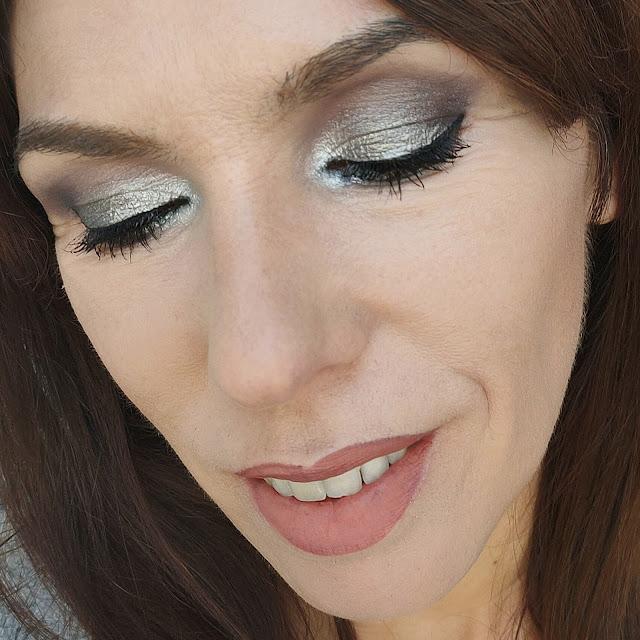 Maquillajes GLAM versión low cost: PLATA 02