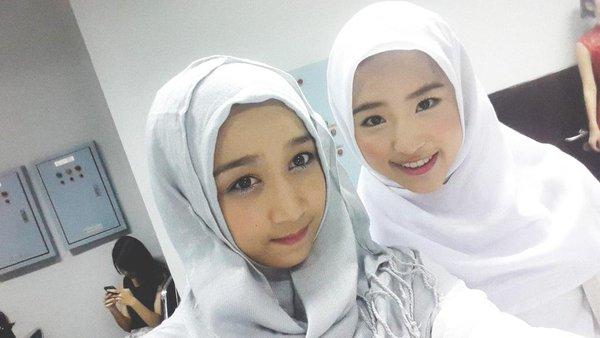 Ayana Shahab & Haruka Nakagawa