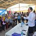 Ministro Peña Mirabal promete reactivar construcción escuelas paralizadas y resolver otras necesidades prioritarias en planteles de Santiago