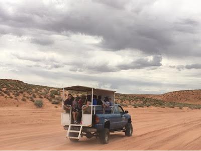 Roadtrip USA - on the road again - Antelope Canyon
