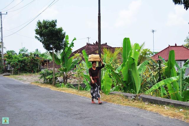 Carretera de Amlapura, Bali