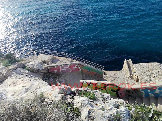limpieza de graffitis sobre piedra