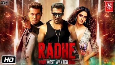 RADHE 2021 Hindi 480p 720p HDRip - 720p - x264 - AAC
