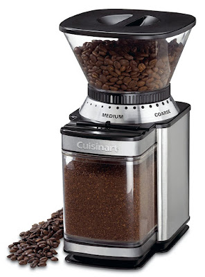 Cuisinart DBM-8 Coffee Bean Burr Grinder