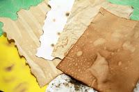 Envejecido de materiales