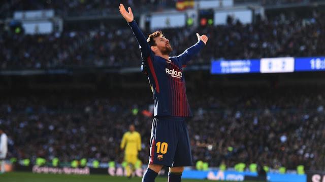 Ada hal menarik dibalik gol ketiga Barcelona kegawang Madrid