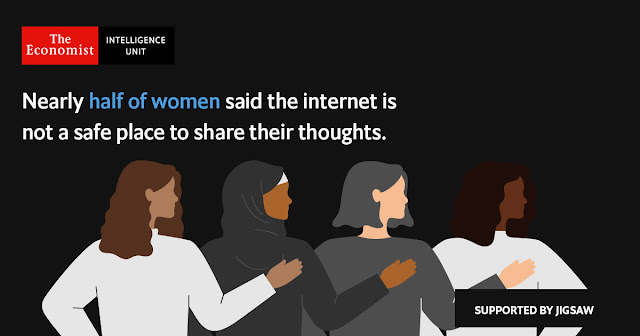 85% Of Women Have Witnessed Harassment & Online Violence, Finds New Research From The Economist Intelligence Unit