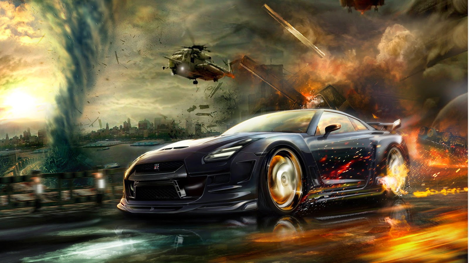 3d Car Wallpaper Amazing 3d Car Wallpaper Free Download Pitcher Wallpaper Hd