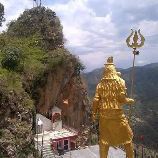 Luturu Mahadev Temple Arki Shimla
