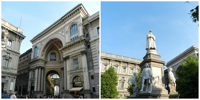 Piazza della Scala, Milão