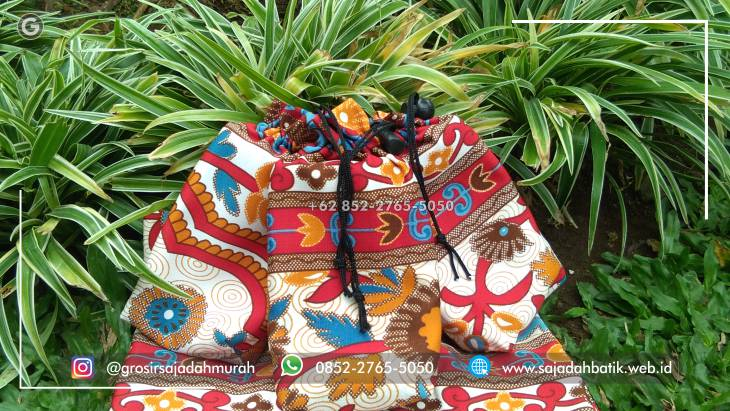 grosir sajadah batik solo, +62 852-2765-5050
