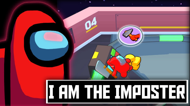 Imposter: nightmare in space