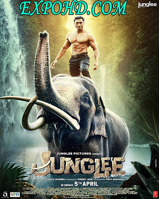 Junglee 2019 IMDb 480p | BluRAy 720p | Esub 1.2Gbs [Watch Now] Download | G.Drive