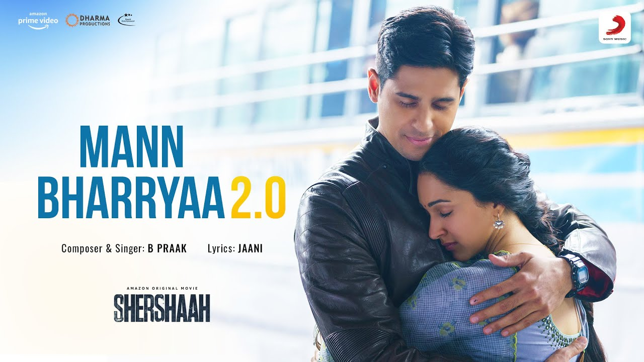 Mann Bharrya 2.0 Lyrics in Hindi