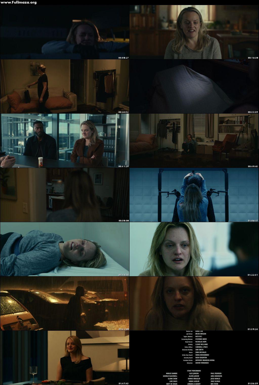 The Invisible Man (2020) Hindi (ORG) Dual Audio 720p BluRay [1GB]