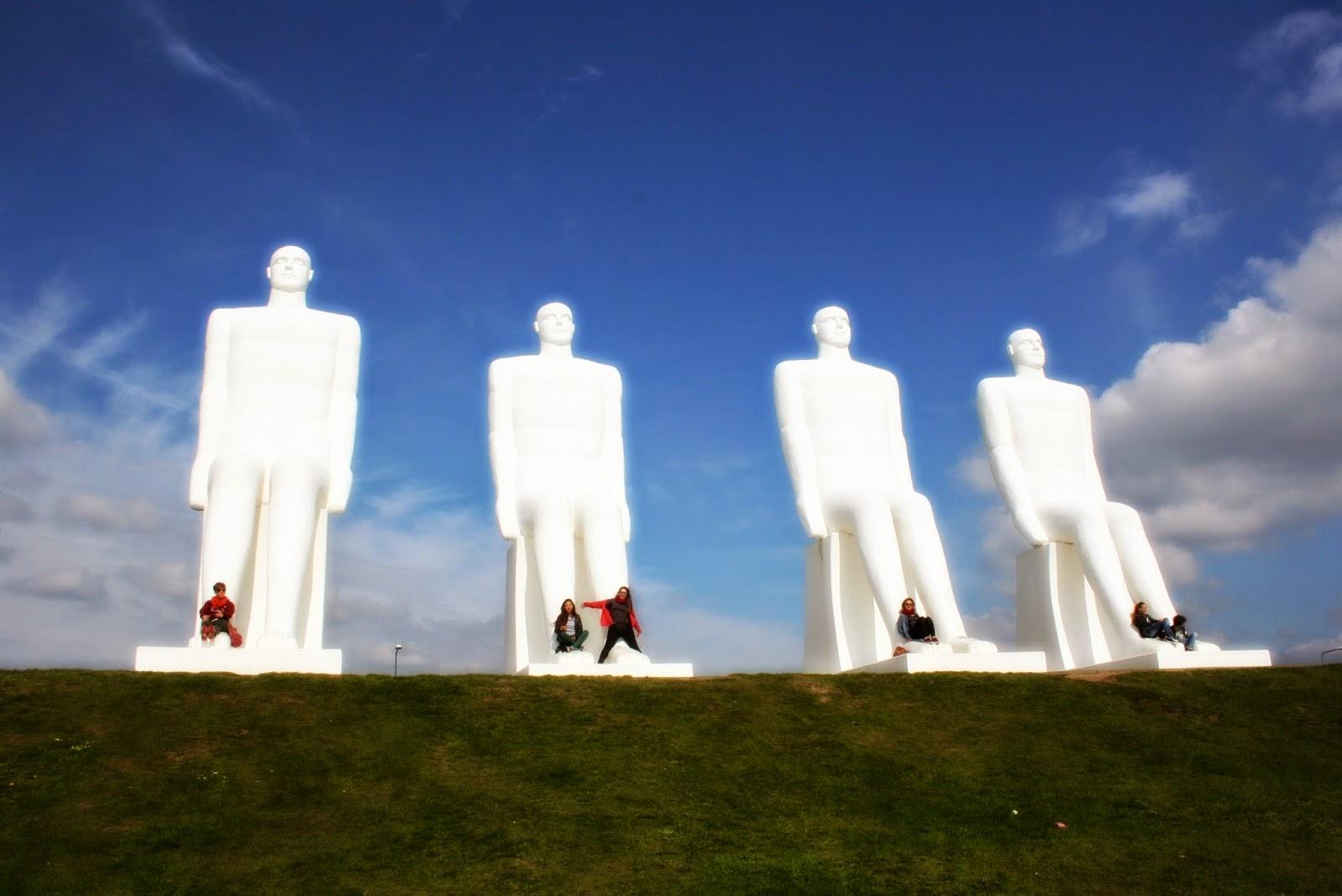 Monumento marineros Esbjerg