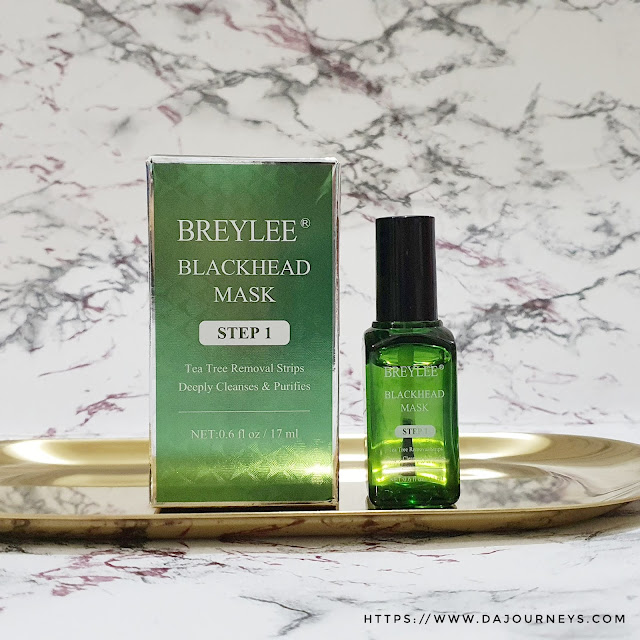 [Review] Breylee Blackhead Mask