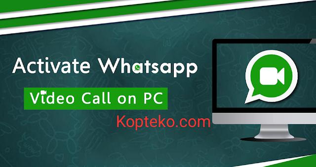Cara Mengaktifkan Video Call di WhatsApp di Laptop