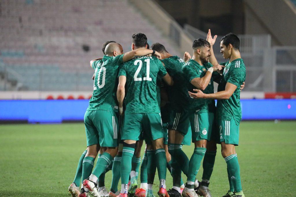 ALGERIA YAICHAPA TUNISIA 2-0 NA KUFIKISHA MECHI 27 BILA KUFUNGWA -Michezoni leo