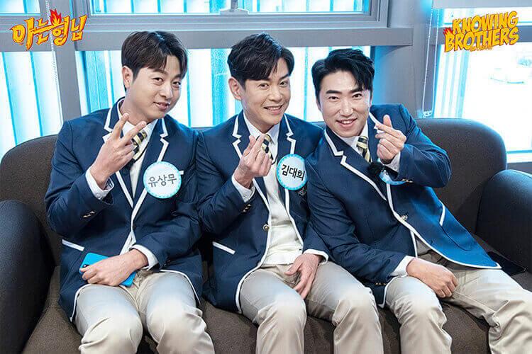 Nonton streaming online & download Knowing Bros eps 271 bintang tamu Kim Dae-hee, Jang Dong-min & Yoo Sang-moo subtitle bahasa Indonesia