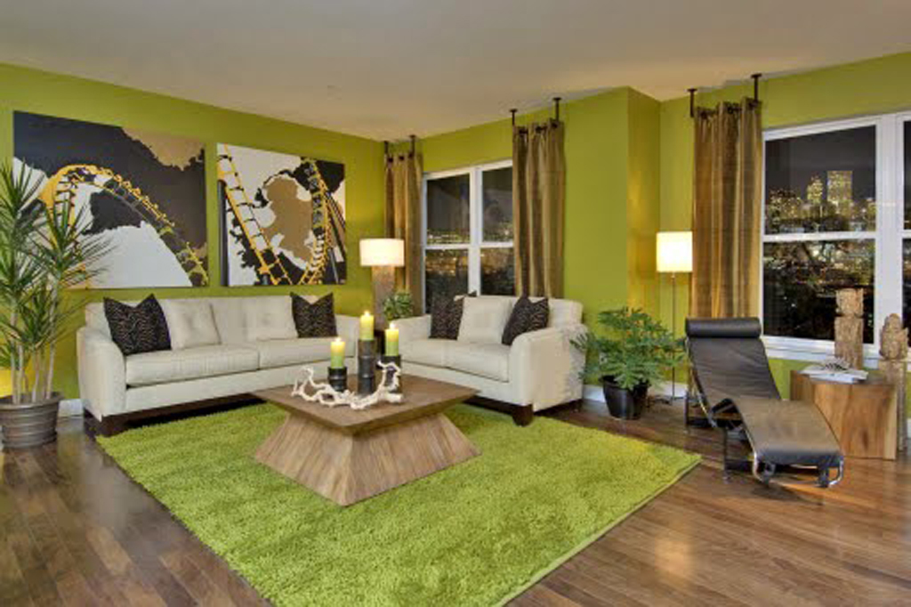 awesome living room paint ideas | Home Improvement Ideas: Awesome Painting Ideas for living ...