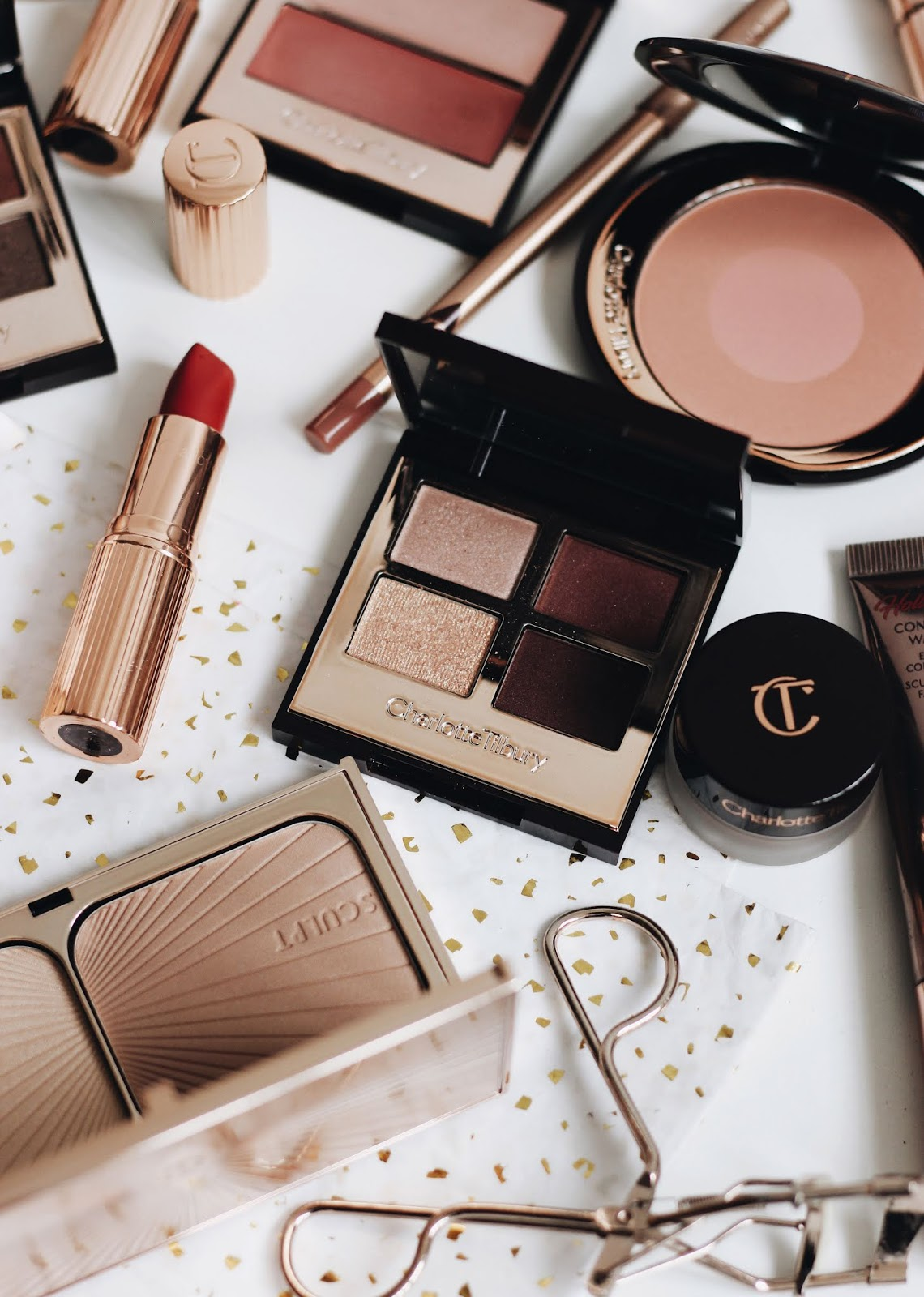 Charlotte Tilbury Makeup and Skincare Collection