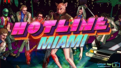 لعبة Hotline Miami