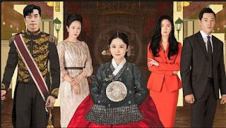 The Last Empress, Korean Drama, Drama Korea, Korean Drama The Last Empress, Popular Korean Drama, Filem dan Drama Bulan Februari Hingga Mac 2018, Review By Miss Banu, Blog Miss Banu Story, Ulasan, My Opinion, Cast, Pelakon Drama Korea The Last Empress, Jang Na Ra, Choi Jin Hyuk, Shin Sung Rok, Lee Elijah, Shin Eun Kyung, Yoon So Yi, Poster Drama Korea The Last Empress, Korean Style,