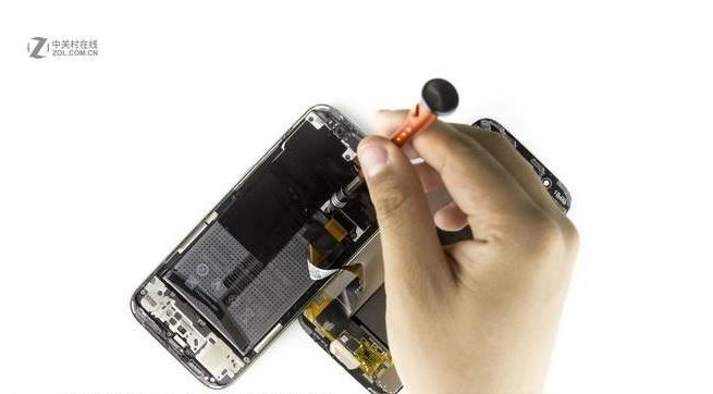 Black Shark mobile phone dismantling internal liquid cooling system 1