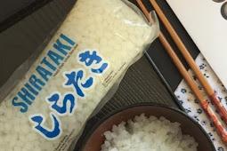 Manfaat Tren Makan Nasi Shirataki untuk Kesehatan