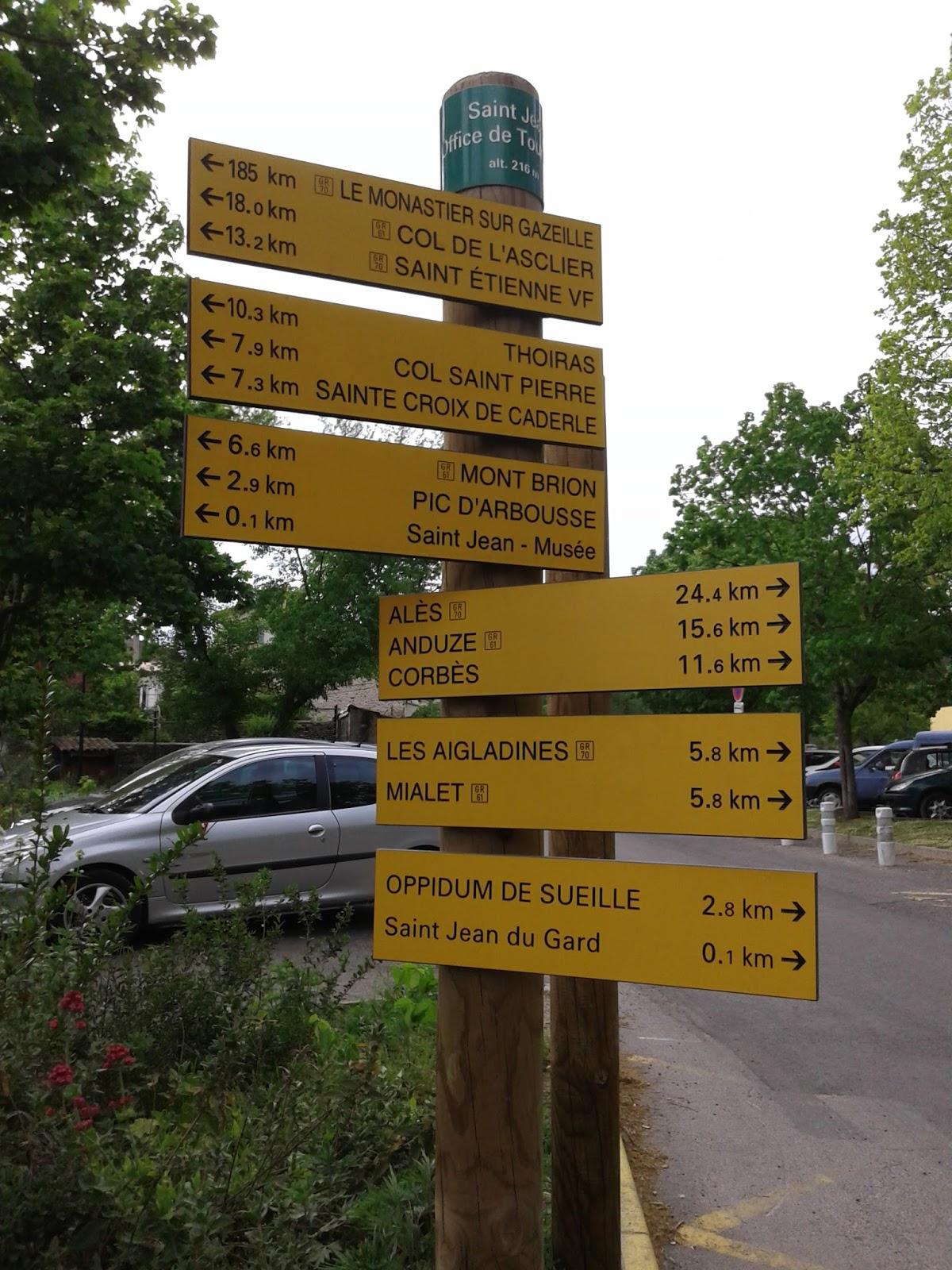 Markitos vtt chemin de stevenson gr70 tape 5 florac - Saint jean du gard office de tourisme ...