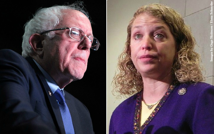 Bernie Sanders and the DNC are set for a showdown in July