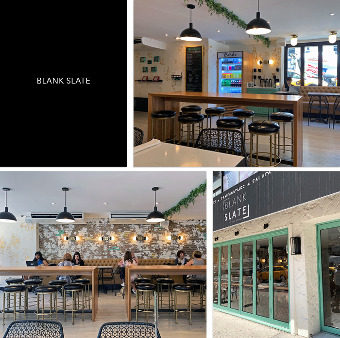 Blank Slate, Blank Slate Coffee and Kitchen Review, Blank Slate Review, Blank Slate NYC, Blank Slate Midtown