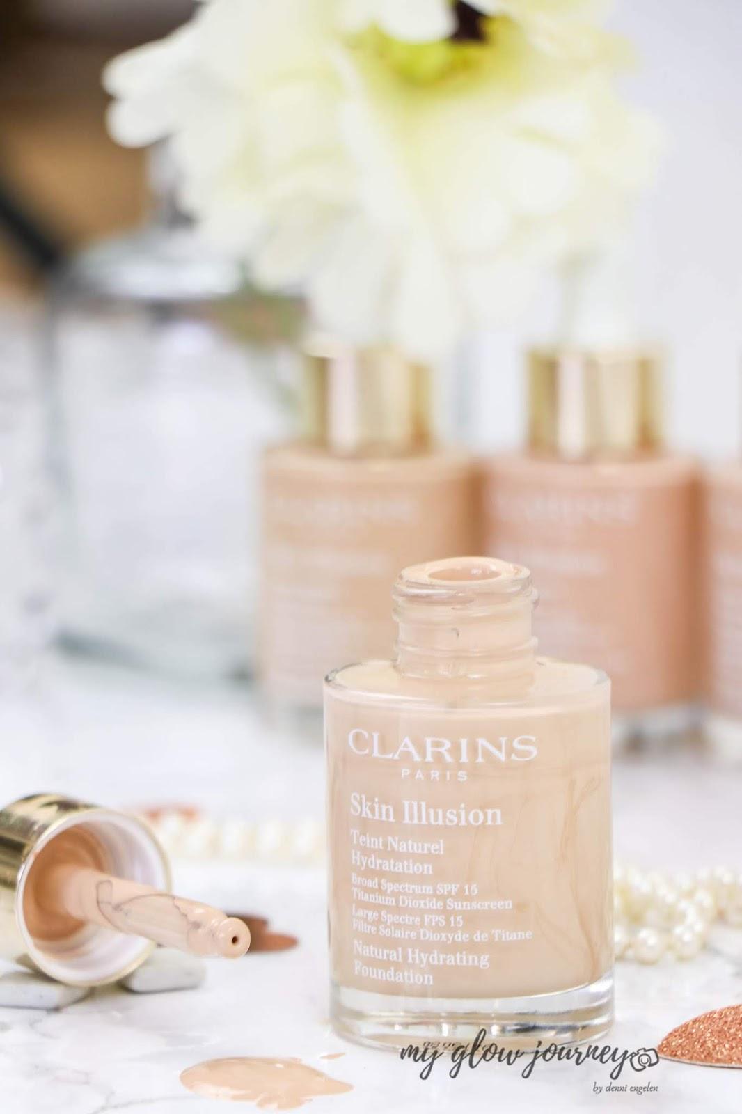 Clarins Skin Illusion Spf 15