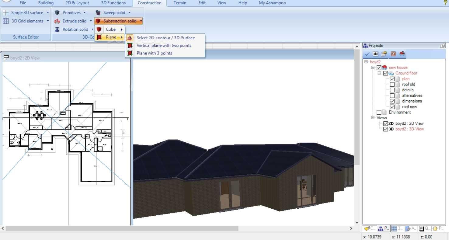 Ashampoo 3D CAD Architecture 7.0.0 poster box cover