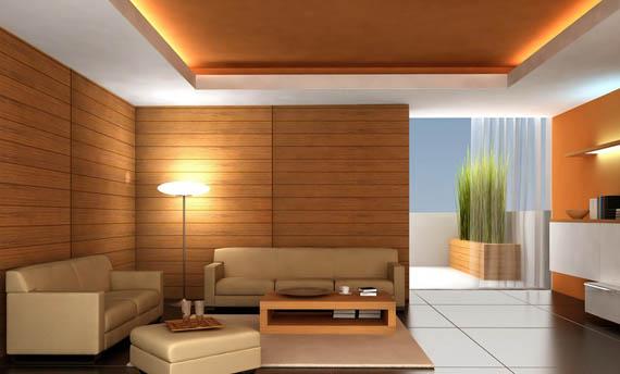 Model Plafon Triplek Ruang Tamu