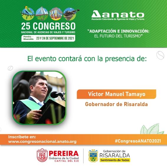 Tan solo faltan 2 días ¡Anímate! Congreso ANATO 2021