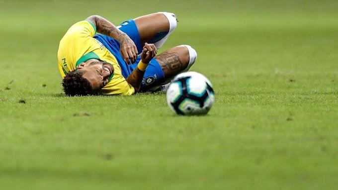 Neymar é cortado da seleção e está fora da Copa América