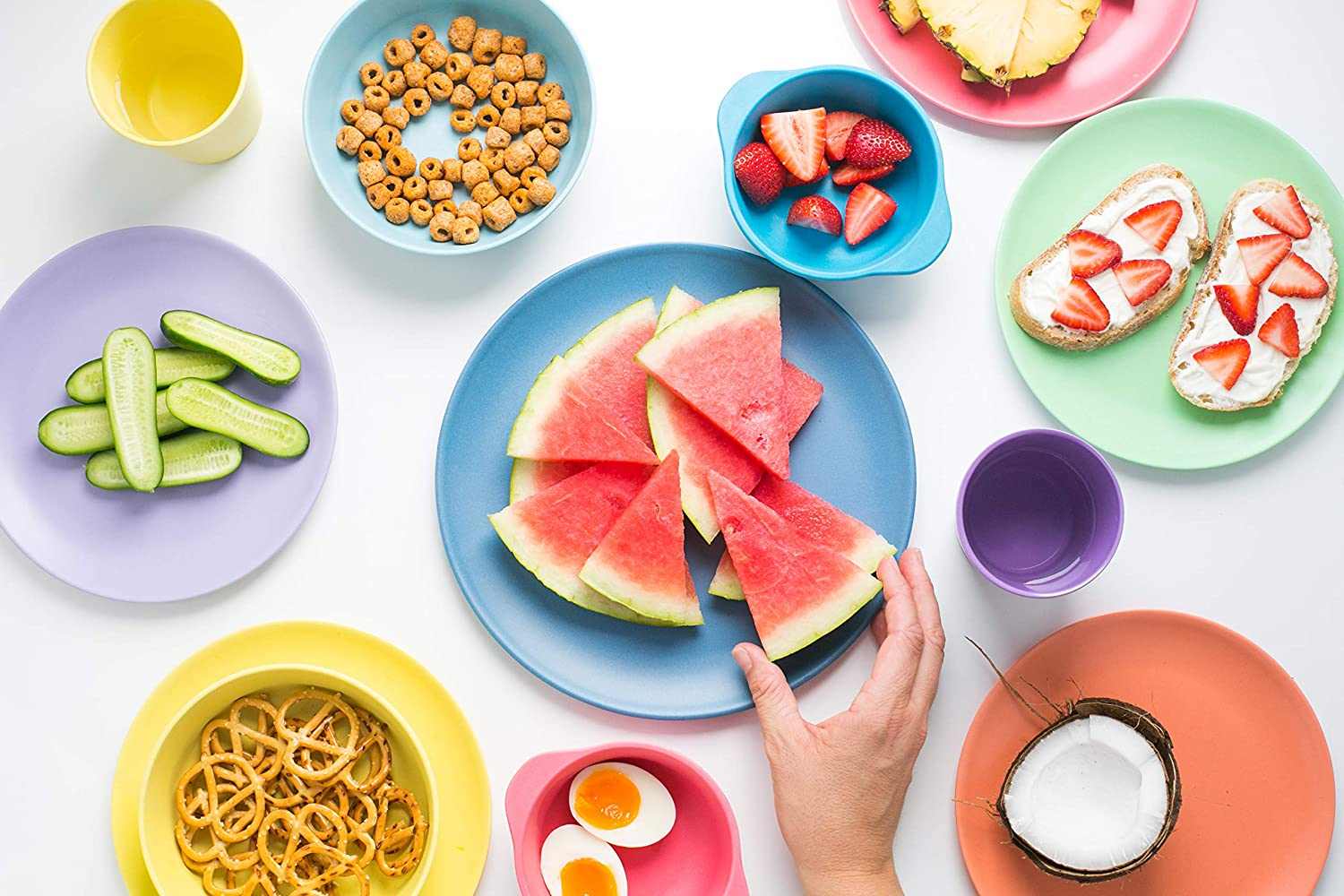 5 Reasons the Right Tableware Can Make Toddler Mealtimes Easier