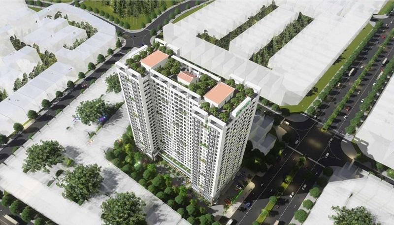 Giới thiệu về dự án chung cư Hà Sơn Tower Trạm Trôi