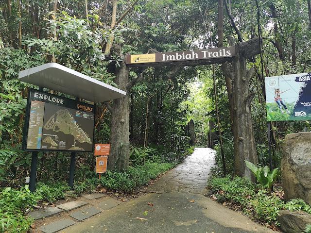 Imbiah Trails