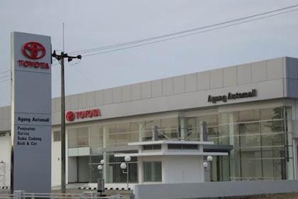 Lowongan Kerja Pekanbaru : Agung Toyota SM. Amin Oktober 2017