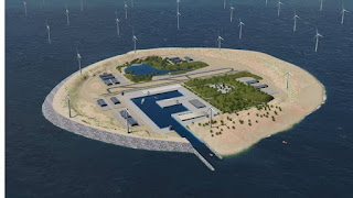 "Denmark will build world's first ""Energy Island"""