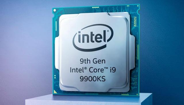 Intel Core i9-9900KS, o mais rápido de todos da Intel, foi lançado por US $ 513 (R$ 2.103)