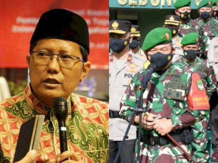 Kritik Ucapan Letjen TNI Dudung, Ketua MUI: Toleransi Itu Memaklumi, Bukan Menyamakan!