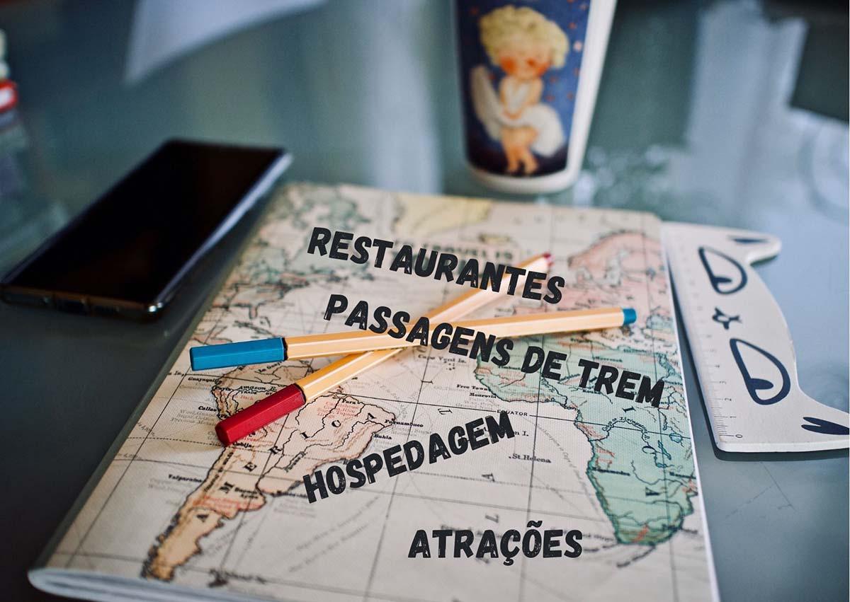 Guias de Turismo em português no exterior