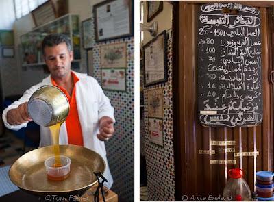 Fondouk Kaat Smen (the Honey South), Fez medina, Morocco