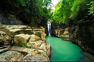 Komodo di Labuan Bajo, Surganya Para Traveller Air Terjun Cunca Wulang