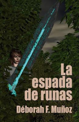 Portada del relato corto La espada de runas
